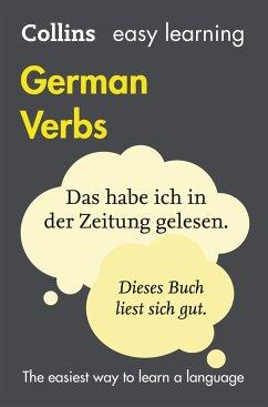 Easy Learning German Verbs - Collins Dictionaries