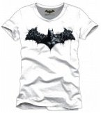 Batman Army T-Shirt White Xl