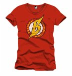 Big Bang Theory T-Shirt Red M