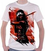The Walking Dead Michonne Samurai T-Shirt XL
