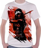 The Walking Dead Michonne Samurai T-Shirt L