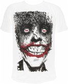 Joker Smile T-Shirt White M