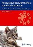 Akupunktur bei Krankheiten von Hund und Katze (eBook, PDF)