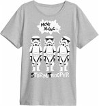 Star Wars Troopers T-Shirt Grey Xl