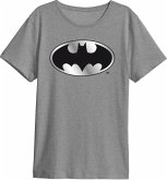 Batman T-Shirt Grey Xl
