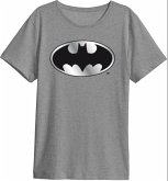 Batman T-Shirt Grey M