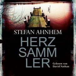 Herzsammler / Fabian Risk Bd.2 (MP3-Download) - Ahnhem, Stefan