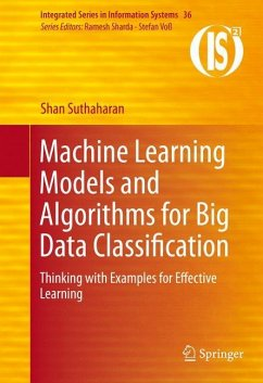 Machine Learning Models and Algorithms for Big Data Classification - Suthaharan, Shan