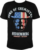 Bb Sochemistry T-Shirt Blackxl