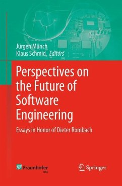 Perspectives on the Future of Software Engineering