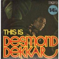 This Is Desmond Dekkar - Dekker,Desmond & The Aces