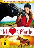 Weihnachtsbox - Ich liebe Pferde DVD-Box
