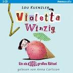 Ein eiskugelgroßes Rätsel / Violetta Winzig Bd.3 (MP3-Download)