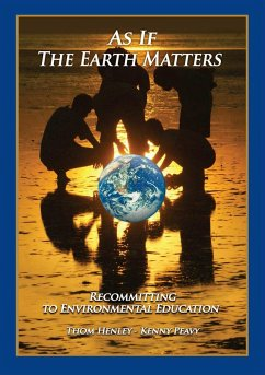As If The Earth Matters (eBook, ePUB) - Henley, Thom