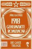 1918 - Geheimakte Romanow (eBook, ePUB)