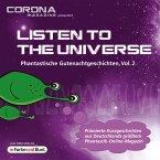 Listen to the Universe - Phantastische Gutenachtgeschichten, Vol. 2 (MP3-Download)