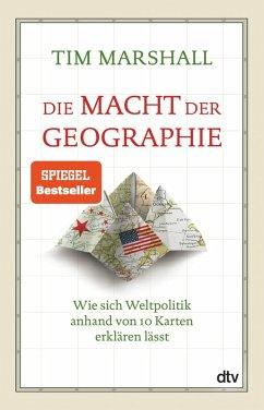 Die Macht der Geographie (eBook, ePUB) - Marshall, Tim