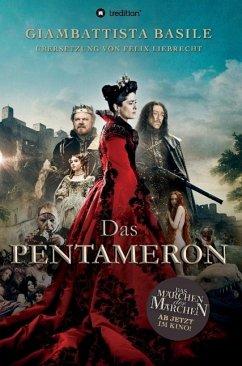 Das Pentameron - Buch zum Film