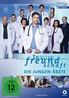 In aller Freundschaft - Die jungen Ärzte, Staff...