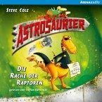 Die Rache der Raptoren / Astrosaurier Bd.1 (MP3-Download)