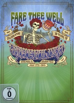 Fare Thee Well-July 5th - Grateful Dead