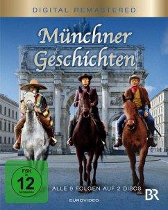 Münchner Geschichten Folgen 1-9 - Günther Maria Halmer/Frithjof Vierock