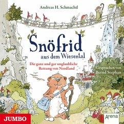 Die ganz und gar unglaubliche Rettung von Nordland / Snöfrid aus dem Wiesental Bd.1 (MP3-Download) - Schmachtl, Andreas H.