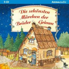 Die schönsten Märchen der Brüder Grimm (MP3-Download) - Grimm, Jacob