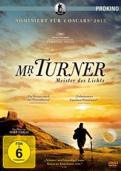 Mr. Turner - Meister des Lichts - Timothy Spall/Lesley Manville