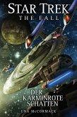 Der karminrote Schatten / Star Trek - The Fall Bd.2 (eBook, ePUB)