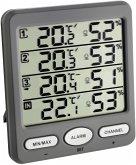 TFA 30.3054.10 Klima Monitor Funk-Thermo-Hygrometer