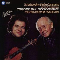 Violinkonzert,Serenade Melancolique - Perlman,Itzhak/Pdo/Ormandy,Eugene
