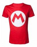 Nintendo T-Shirt -M- Mario Logo