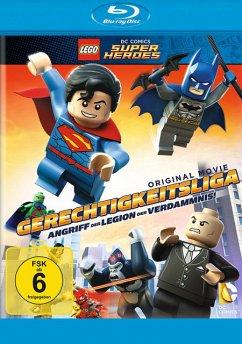 Lego Gerechtigkeitsliga - Angriff der Legion der Verdammnis