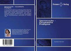 Spurensuche - Gesammelte Predigten