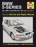 BMW 5-Series 6-cyl Petrol (April 96 - Aug 03) Haynes Repair Manual