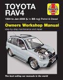 Toyota Rav4 Petrol And Diesel Service And Repair M