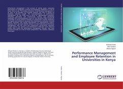 Performance Management and Employee Retention in Universities in Kenya