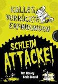 Kalles verrückte Erfindungen - Schleimattacke! (Mängelexemplar)