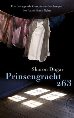 Prinsengracht 263 (Mängelexemplar) - Dogar, Sharon