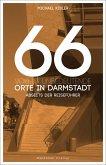 66 völlig unbedeutende Orte in Darmstadt (eBook, ePUB)