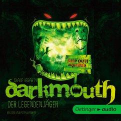 Der Legendenjäger / Darkmouth Bd.1 (MP3-Download) - Hegarty, Shane