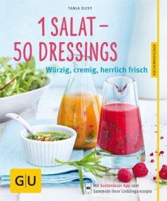 1 Salat - 50 Dressings (Mängelexemplar) - Dusy, Tanja