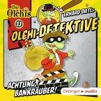 Achtung, Bankräuber! / Olchi-Detektive Bd.11 (MP3-Download)