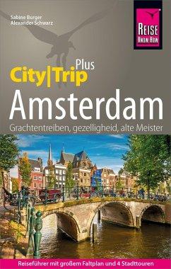 Reise Know-How Reiseführer Amsterdam (CityTrip PLUS) (eBook, PDF) - Burger, Sabine; Schwarz, Alexander