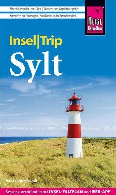 Reise Know-How InselTrip Sylt (eBook, PDF) - Fründt, Hans-Jürgen