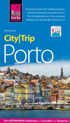 Reise Know-How CityTrip Porto (eBook, PDF) - Sparrer, Petra