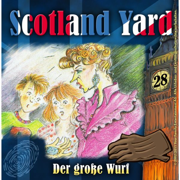 scotland yard folge 28 der grosse wurf mp3 download von wolfgang pauls. Black Bedroom Furniture Sets. Home Design Ideas