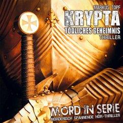 Mord in Serie, Folge 18: Krypta - Tödliches Geheimnis (MP3-Download)
