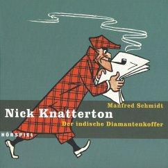 Nick Knatterton, Folge 2: Der indische Diamantenkoffer (MP3-Download) - Schmidt, Manfred